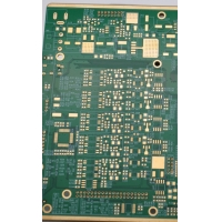 Quality Immersion Gold FR4 TG180 High Density PCB Board For Electronics Security for sale