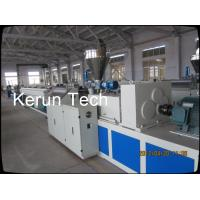 Quality Wood Plastic Composite Machinery Based Panel Machinery For Flooring / Pallet / Gardening for sale