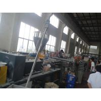 Buy cheap WPC PVC Foam Board Extrusion Line , 5 - 25mm Thickness Wood Plastic Composite from wholesalers