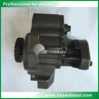 Quality Cummins Diesel Engine Parts NT855 Oil Pump 3821579, lubricating oil pump 3609833,3068460,3803369 for sale