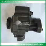 Quality NT855 Diesel Engine Oil Pump 3821579 / Trucks High Pressure Oil Pump for sale