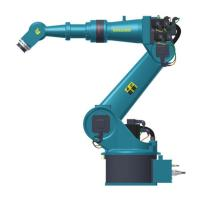 50kg Payload Industrial Robotic Arm , Fast Acting Advanced Robotic Arm