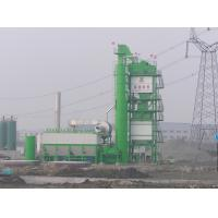Quality 1800kg / H Fuel Injection Asphalt Batching Plant Equipment Bin Bottom Storage For Land - Saving for sale