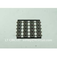 Buy Black Solder Mask Immersion Gold Pcb White Silkscreeen 1.6mm Thickness at wholesale prices