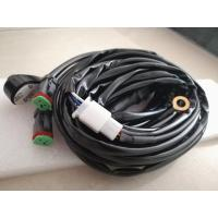 Quality LED Light Bar Light Bar Wiring Harness Fuse With 40A 5 Pin On / Off Rocker Switch for sale