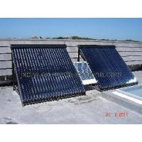 Quality Heat Pipe Solar Thermal Collector/En12975 for sale
