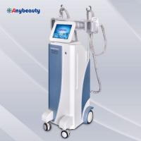 Quality 4 Cryo Handles Cryolipolysis Body Slimming Machine Anti Freezing Membrane for sale
