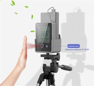 Quality Gray 2.0MP Camera 720P Smart Wireless Doorbell indoor office for sale