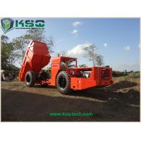 Quality RT - 12 Commercial Dump Truck With DEUTZ Air Cooled Diesel Engine for sale