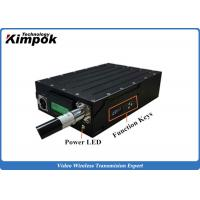 Buy Only 50ms Latency TDD IP Mesh RJ45 Wireless Video and Data Transceiver 921600bps Baud Rate at wholesale prices