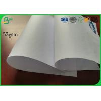Quality Uncoated And Virgin Pulp Style High Brighteness 70gsm White Bond Paper for sale
