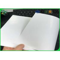 Quality 80 - 400 Gram One Side Coated Glossy C1S Art Board Paper For Cigarette Box for sale