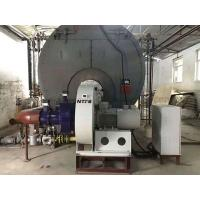 Quality Gas Condensing Steam Boiler , Commercial Oil Fired Boilers For Rubber Industry for sale