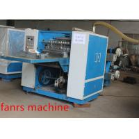 Buy Aluminum V Shape Metal Blade Foil Sheet Folding Machine ISO Fanrs FS600 at wholesale prices