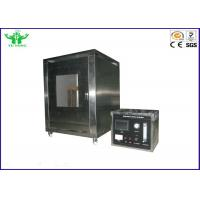 Buy cheap Lab ISO 834-1 Steel Construction Fire Resistance Coating Testing Equipment from wholesalers