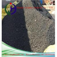 Quality High Performance Modified Coal Tar Pitch For Road Paving Construction for sale
