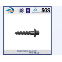 Quality Self Trapping Track Screw Spikes For Railway And Mining Sleeper for sale