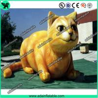 Quality Giant Inflatable Cat,Inflatable Cat Mascot,Advertising Inflatable Cat Model for sale