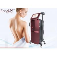 China Super Power Permanent Laser Hair Removal Device , Underarms Hair Removal Machine 3 Wavelength on sale