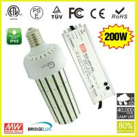 Quality Replacing 1000w HPS or CFL or MHL 200w corn light high power importer led bulb E40 E39 32250lm AC100-300V for sale