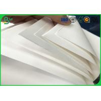 Quality Eco - Friendly And Certified 80g 100g 120g White Kraft Paper Rolls For Packages for sale