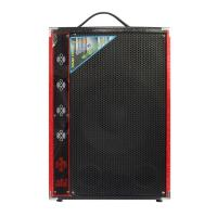 Quality 2.0 Multimedia Portable Microphone Bluetooth PA Speaker System For Party Karaoke for sale