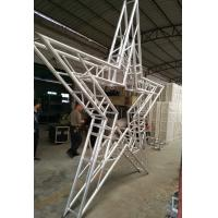 Buy Fashion 4m Diameter Aluminum Material Star Truss Spigot Lighting Truss Systems at wholesale prices