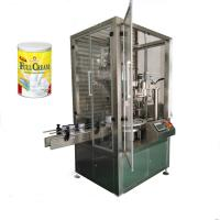 Quality Can Tin 2-step powder filler powder filling machine,Cheap Automatic Packaging machinery for can tin bottle for sale