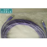 China USB 2.0 PVC Sony Camera Cable Type A To B 5 meters Length For Drag Chains on sale