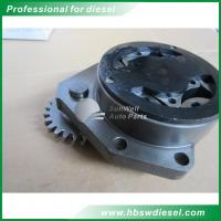 Quality Cummins ISLe Engine Oil Pump Replacement 3991123 4941464 Cast Iron Material for sale