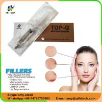 Buy cheap 10ML BD TOP-Q Breast Buttock Filler Injection Sodium Hyaluronate Gel Hyaluronic Acid Dermal Filler Facial Injectable from wholesalers