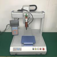 Buy cheap Fast Speed 3 Axis Dispensing Robot XYZ Hot Melt / AB Glue Dispenser Machine from wholesalers