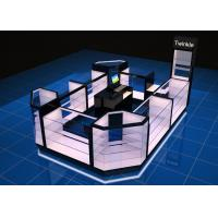 Buy Healthy Material Jewellery Display Cabinets / Shopping Mall Kiosk Large at wholesale prices