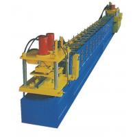 Quality Steel CZ Shaped Purlin Roll Forming Machine with 16 Main Rollers Forming Stations for sale