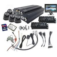 Buy Linux Vehicle Mobile DVR Wireless Tally Passenger Counter System WIFI GPS 3G at wholesale prices