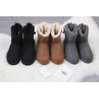 Quality 【wechat  cx2801f】ugg female shoes  UGG 1018632 Gray wool ball spot 35-40 for sale