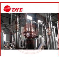 Quality 500Gal Stainless Steel Vodka Alcohol Distiller Equipment Commercial for sale