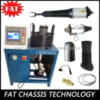 Quality 30-170 Mm Crimping Range Hydraulic Hose Crimping Machine For Air Suspension Shock for sale