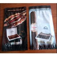 Quality BOPP / LDPE laminated Moisturizing 10 Cigar Humidor Bags for Travel for sale
