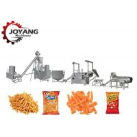 Quality Fried Kurkure Extruder Puffed Corn Snack Making Machine Cheetos Prcessing Line for sale