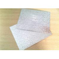 Quality Printed Clean Aluminum Diamond Plate , Aluminum Checkered Sheet for sale