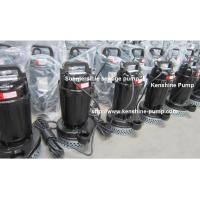Quality Submersible sewage pump for waste water for sale