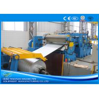Quality Full Automatic Steel Slitting Machine Line High Performance With 3.0mm Thickness for sale