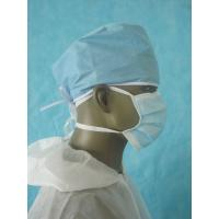 Quality Non Woven Tie on type surgical face mask for sale
