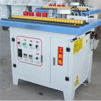 Quality manual wood light weight edge banding machine with factory price for sale