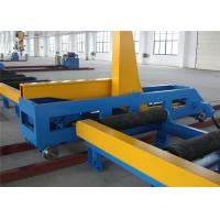 Quality 90° Automatic Overturning Machine For Overturning T-type or I-type Steel For H Beam Automatic Production Line for sale
