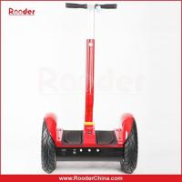 Quality Security Patrol 2 Wheel Self Balancing Scooter With 6 Super Bright LED for sale