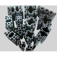 Quality Aluminum Assembly Line Industrial Aluminum Profile With Cutting , Drilling for sale