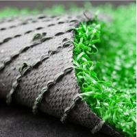 Quality Anti-UV NOT EASY FADE15mm height 4400 dtex high density 58800 gauge 3/16 inch 3 colors whole curly yarn gate ball grass for sale