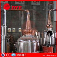 Quality Frequently Used Steam Ethanol Distiller Vodka Distilling Equipment for sale